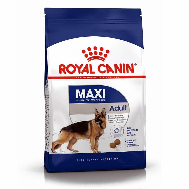 royal canin maxi adult new