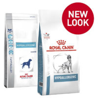 Royal Canin Hypoallergenic V-diet Canine dog food