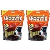 Choostix Chicken Dog Treat 450g Pack of 2