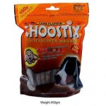 Choostix Lamb Dog Treat 450g Pack of 2