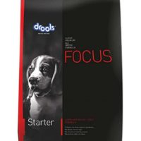 Drools Focus Starter 4Kg Super-premium All breed dog food