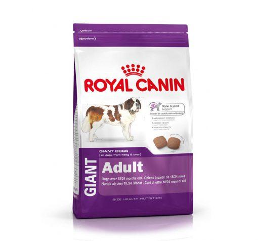 Royal Canin Giant Adult 4kg dog food