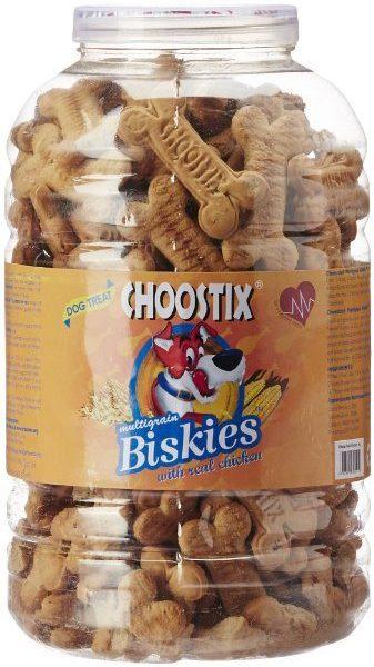 Choostix Real Chicken Biskies 1Kg dog treat