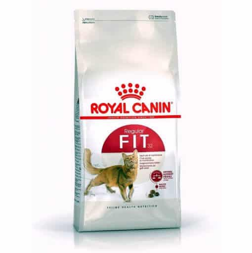 Royal canin fit 32 cat food