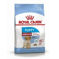 royal canin medium junior new