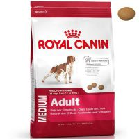 Royal Canin Medium Adult 4Kg dog food