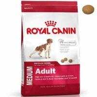 Royal Canin Medium Adult 4Kg dog food