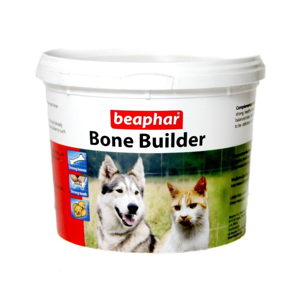 Beaphar Bone Builder(Calcium,phosphorus) supplement for dogs and cats all breed