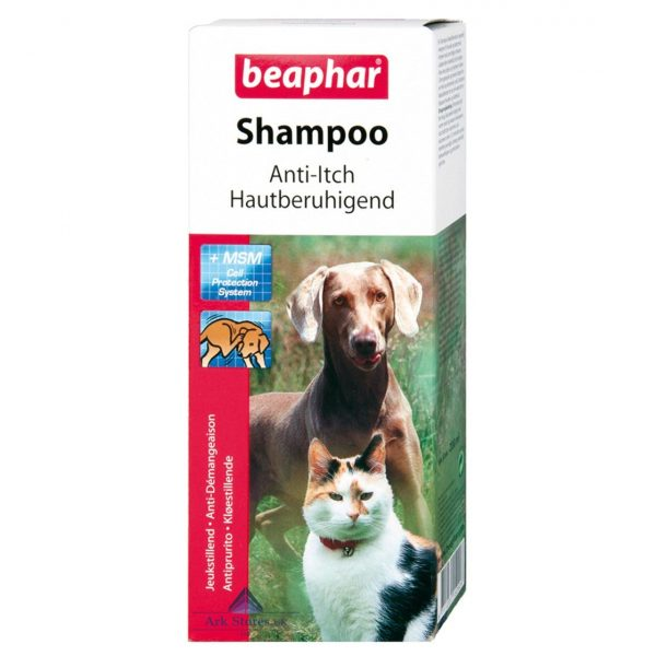 Beaphar Anti-Itch Shampoo for dogs and cats all breed