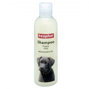 Beaphar Shampoo Macadamia oil for sensitive skin puppies all breed