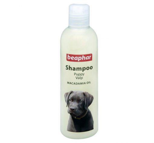 Beaphar Shampoo Macadamia oil for sensitive skin puppies all breed