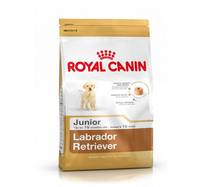 Royal Canin Labrador Junior 3Kg dog food