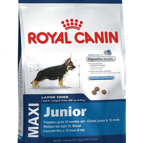 Royal Canin Maxi Junior 15 kg dog food