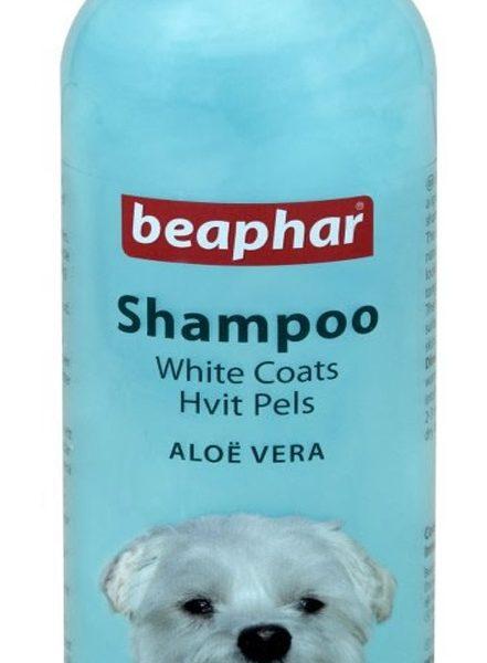 Beaphar white coat shampoo