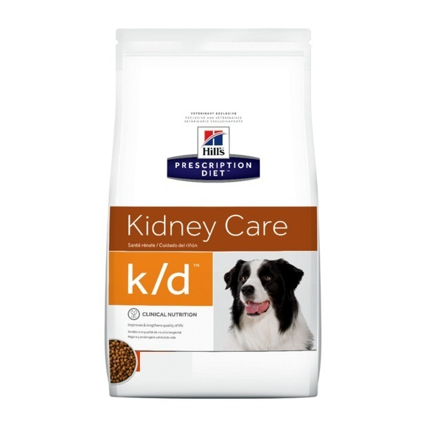 hill's k/d renal canine