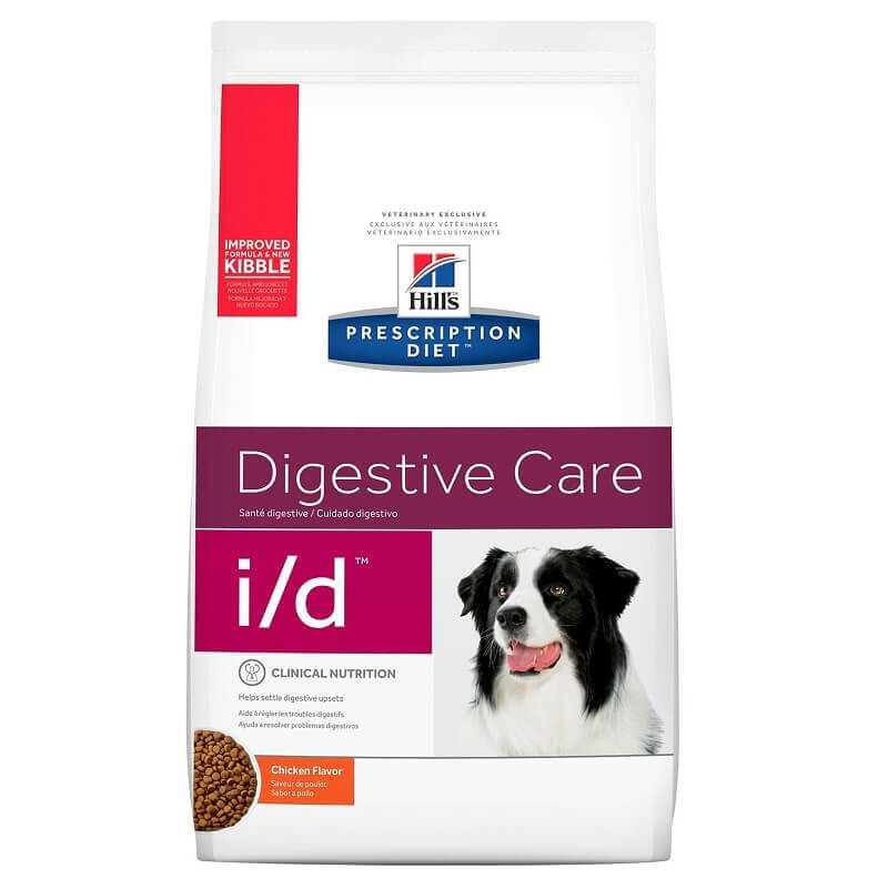 Hill's prescription i/d dog food