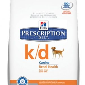 Hills prescription diet renal dog food