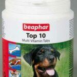 Beaphar top10 multivitamin tab