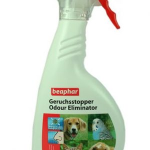 Beaphar odor eliminator spray pet litter
