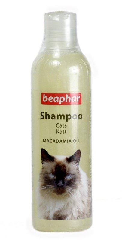 Beaphar cat shampoo macadamia