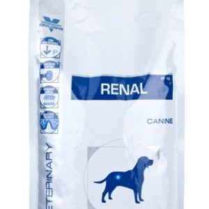 Royal canin renal dog food