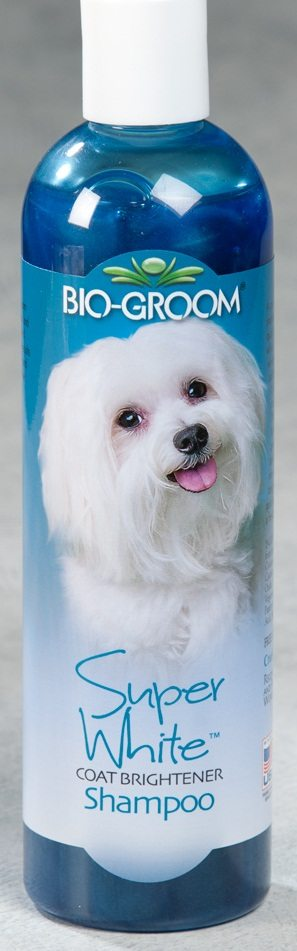 biogroom super-white dog shampoo