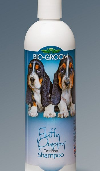biogroom tear free puppy shampoo