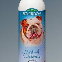 biogroom oatmeal natural pet shampoo