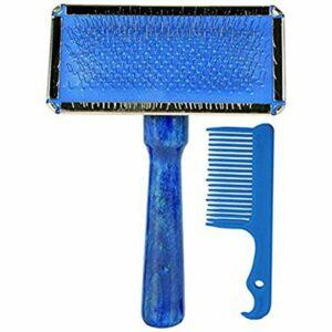 trixie pet grooming slicker brush