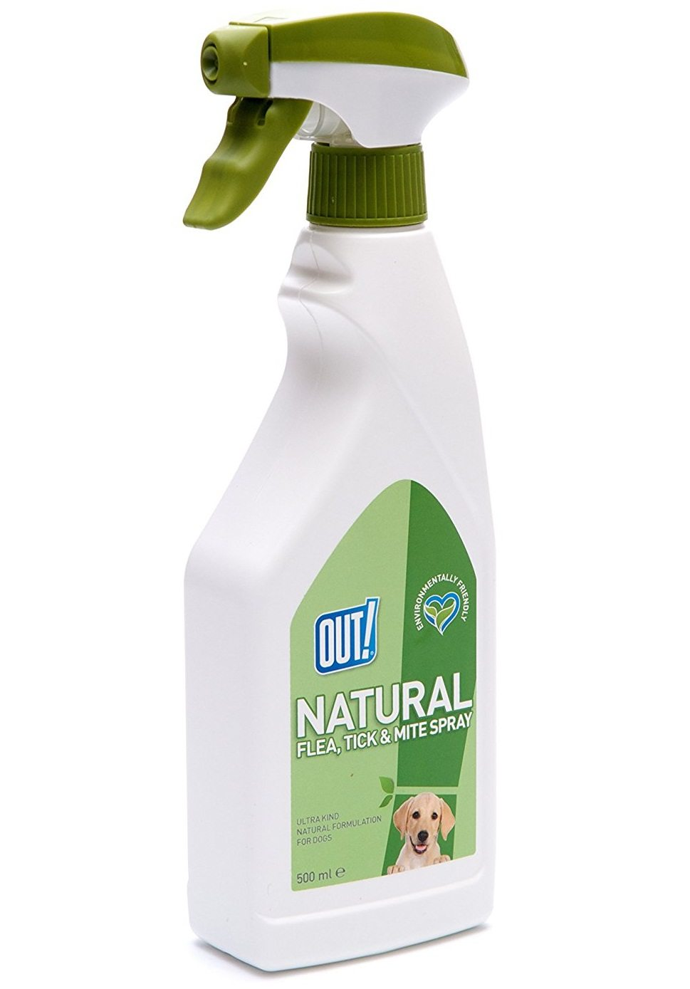 Natural Grooming Spray For Dogs