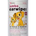 Petkin earwipes for dogs