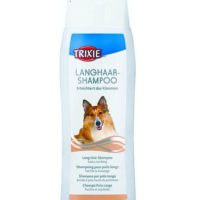 trixie long haired dog shampoo