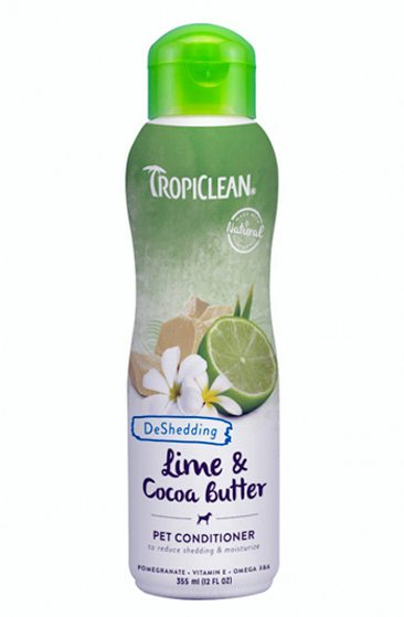tropiclean lime cocoa pet conditioner