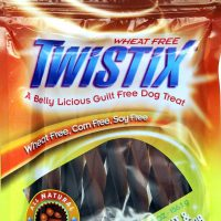 twistix peanut carob chew sticks
