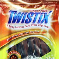 twistix peanut carob chew sticks
