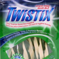 twistix vanilla mint dental chew sticks