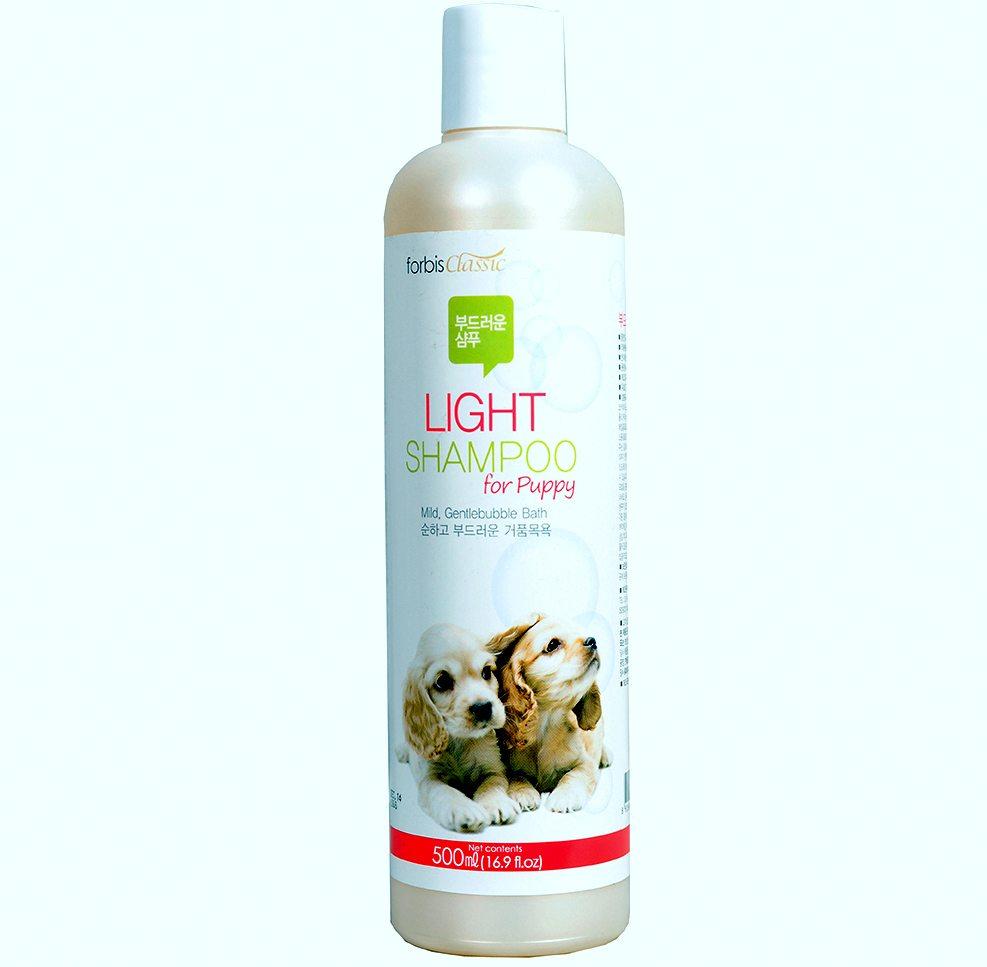 forbis classic light puppy shampoo