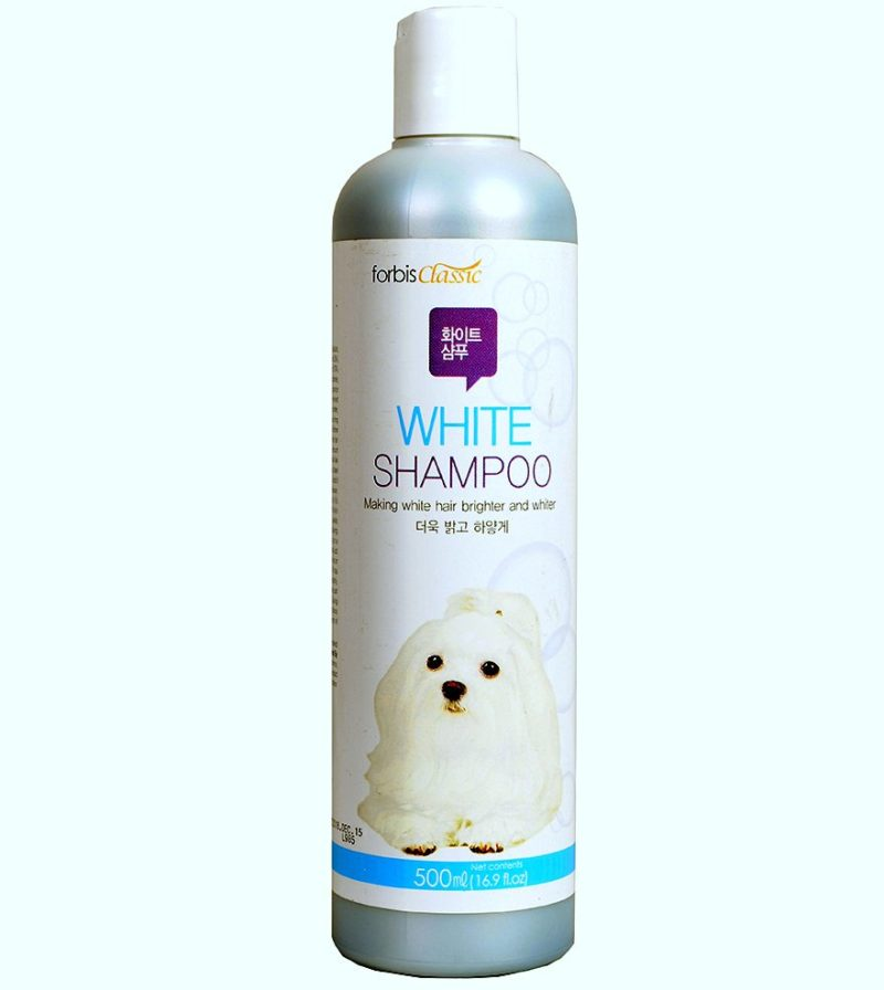 Forbis classic white coat shampoo