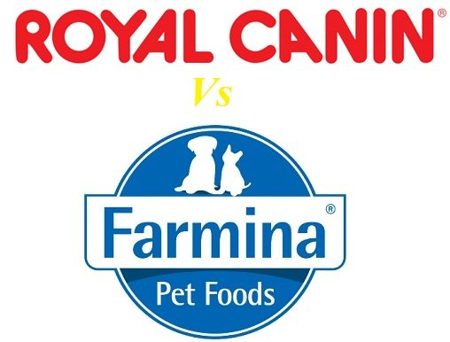 royal canin vs farmina dog food