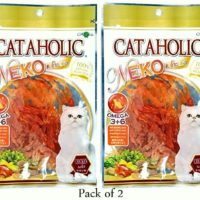 cataholic neko chicken jerky for cats