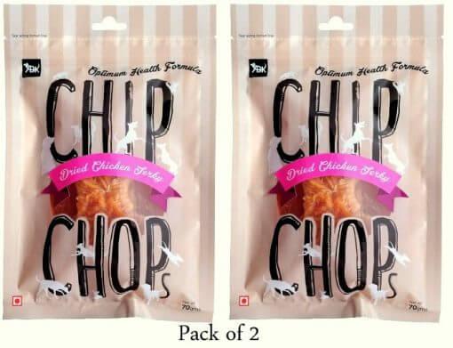 chhip chops dried chicken jerky
