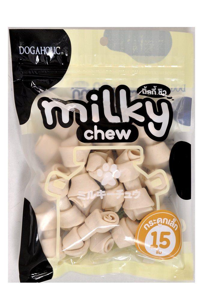 Dogaholic milky dog chews