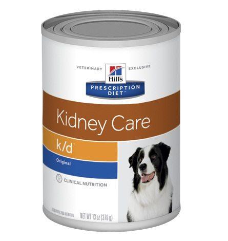 hills k/d renal kidney can