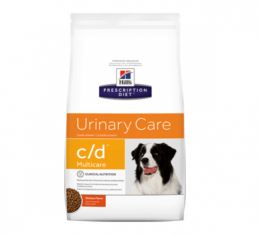 Hills urinary c/d dog food