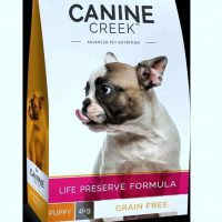canine creek grain free puppy