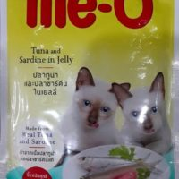 Meo tuna and sardine in jelly kitten