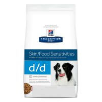 hills prescription dd dog food