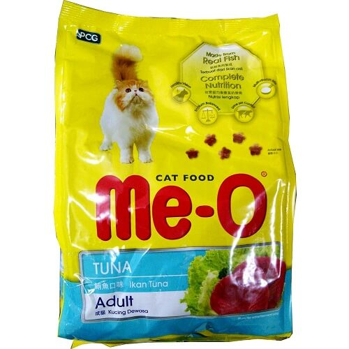 meo tuna cat food