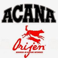 Orijen and Acana Pet food