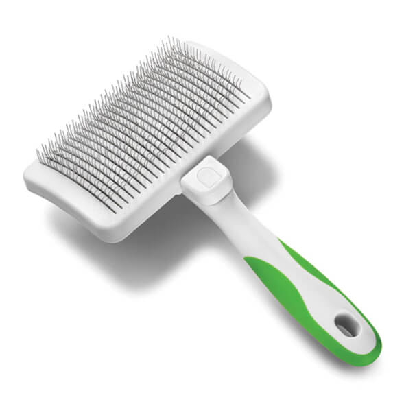 Andis Self Cleaning Slicker Brush For Dogs And Cats